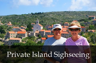 Private Island Sighseeing
