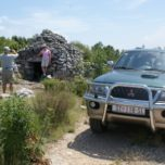 Hvar – road less traveled
