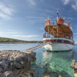 Paklinski islands cruising with optional fish picnic