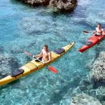Sea Kayaking with lunch