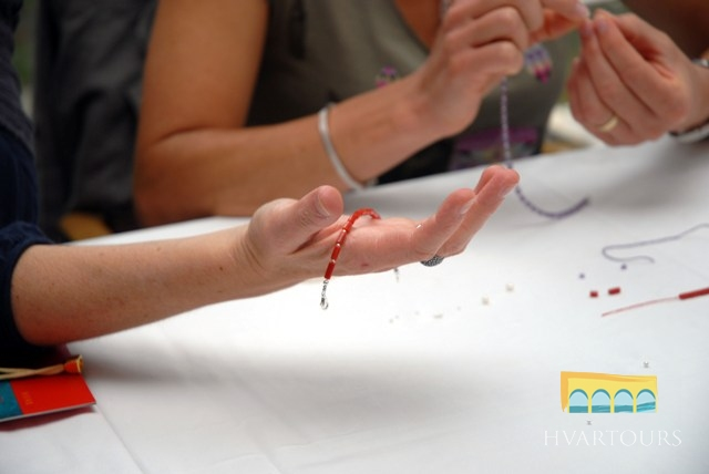 Design and make your own coral jewelry