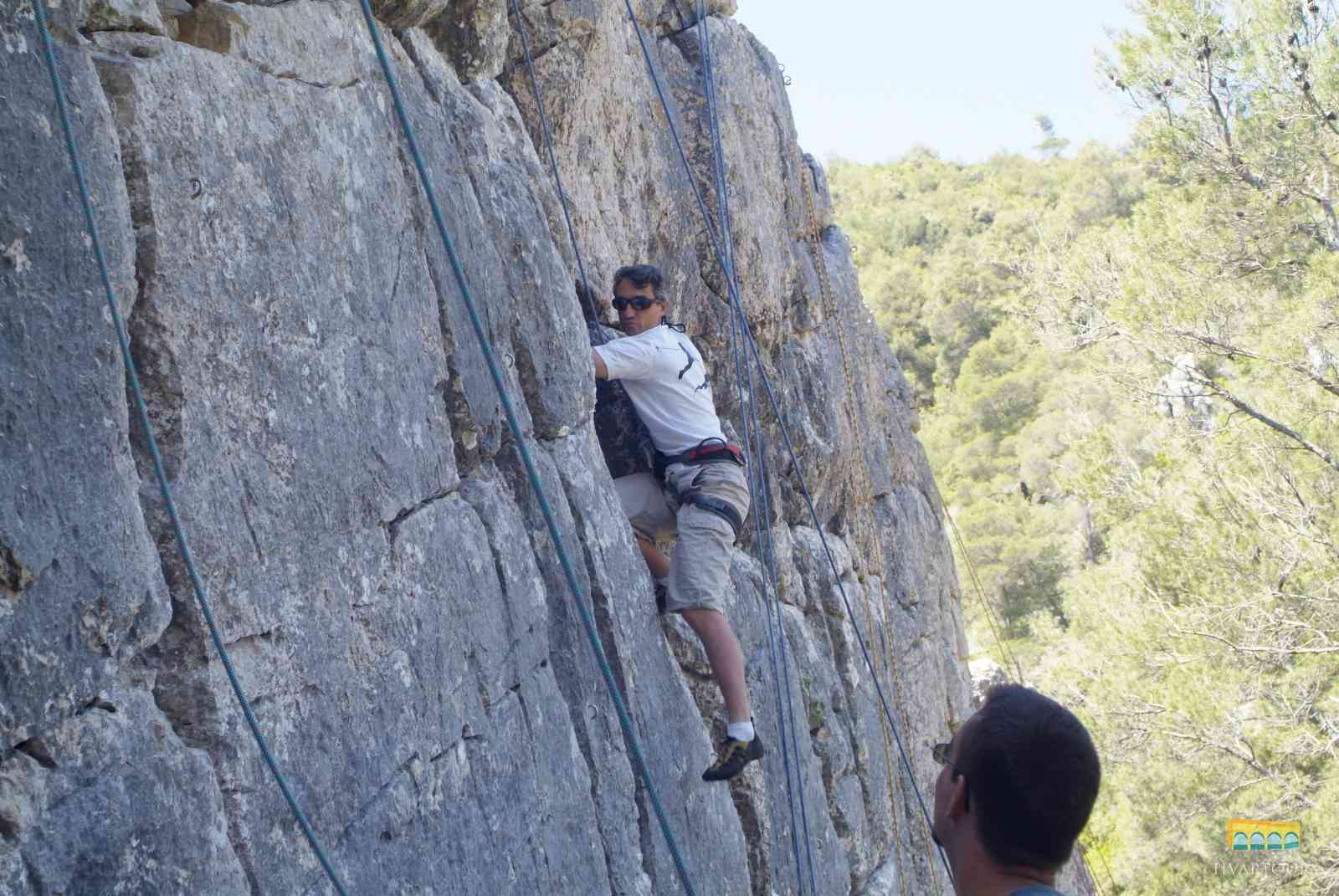 Discovery rock climbing – suitable for beginners climbing