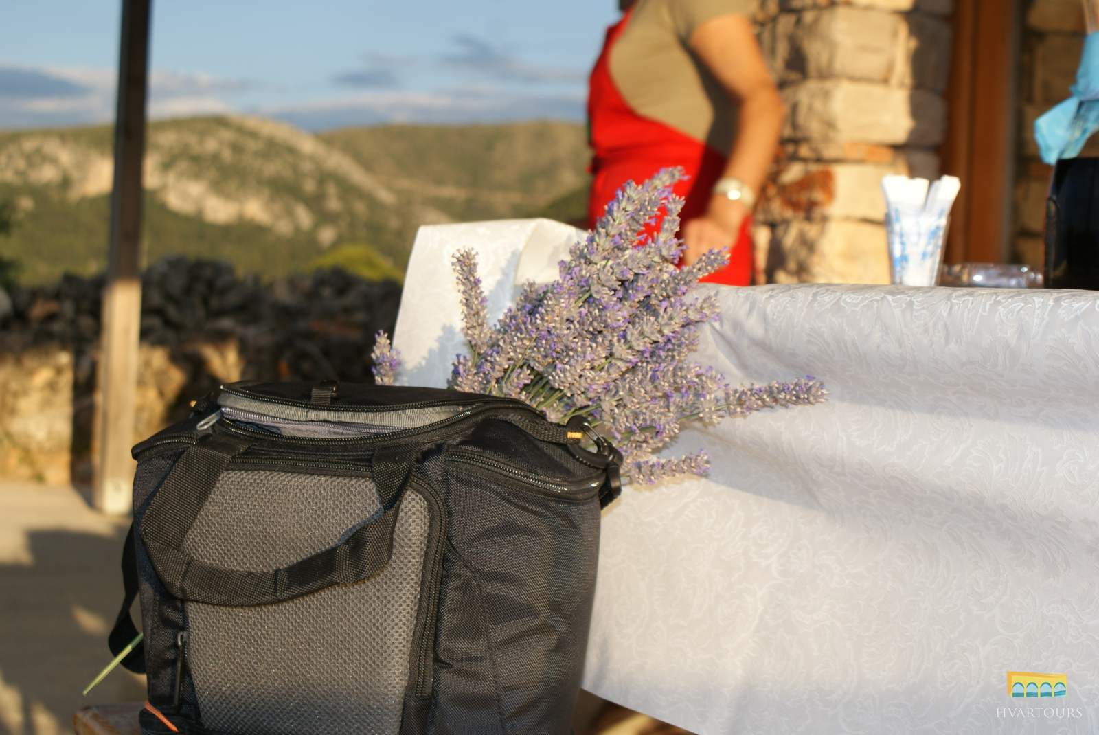 Lavender fields forever walk - Hvar Tours