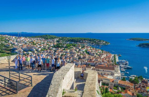 Our something extra Hvar City tour