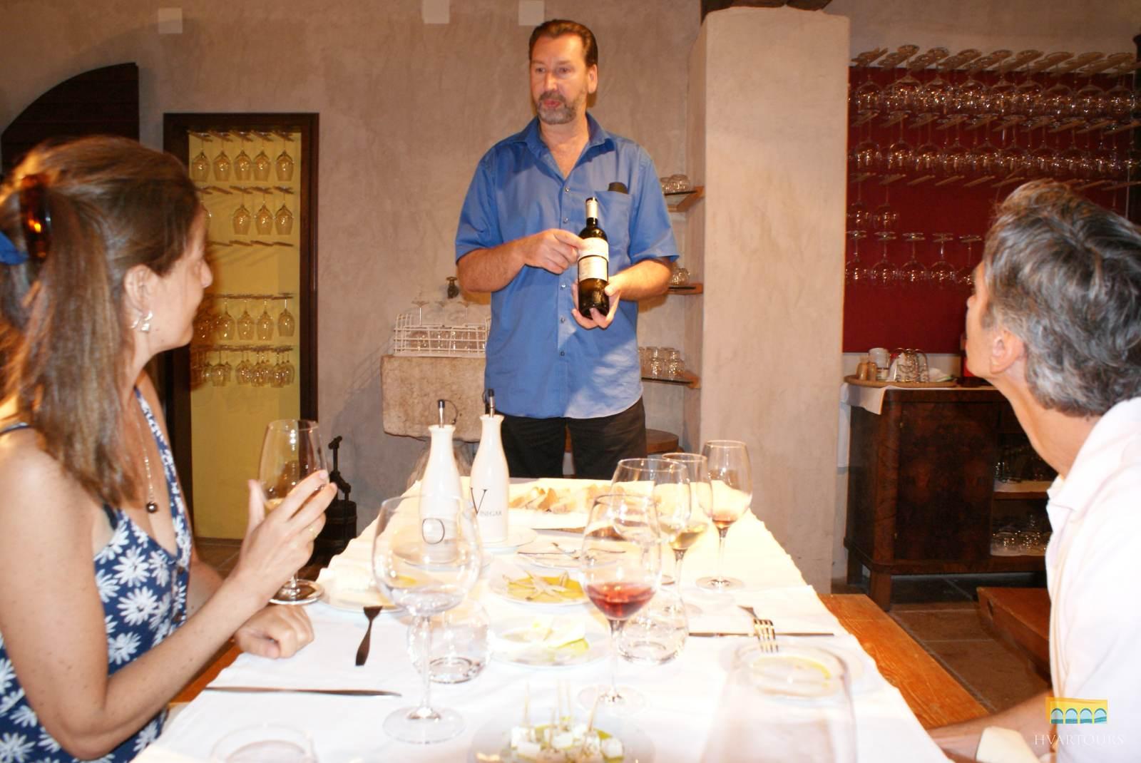 Half day wine tour