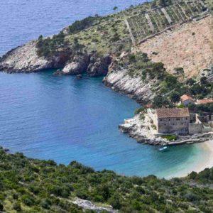 6 top beaches on Hvar